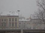 Eisige Kälte im Land - <br>trotz milden Wetters
